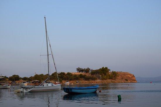 Lefkandi, Grecia: Ξηρόπολη