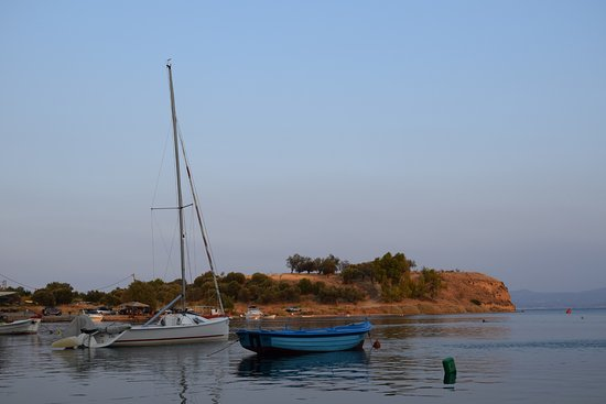Lefkandi, Greece: Ξηρόπολη