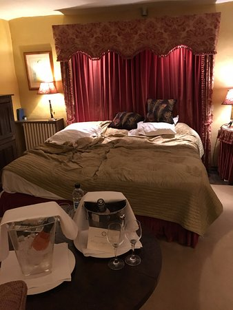 Climping, UK: Deluxe room