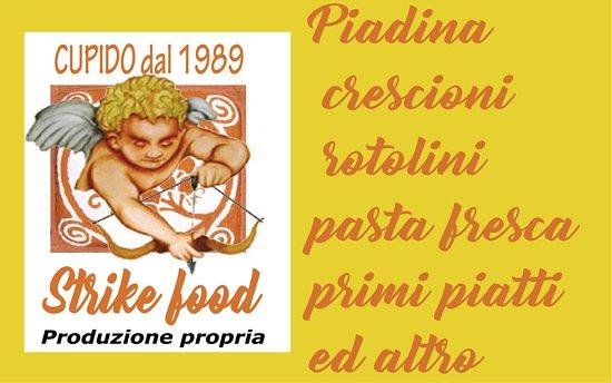Cupido : Strike food