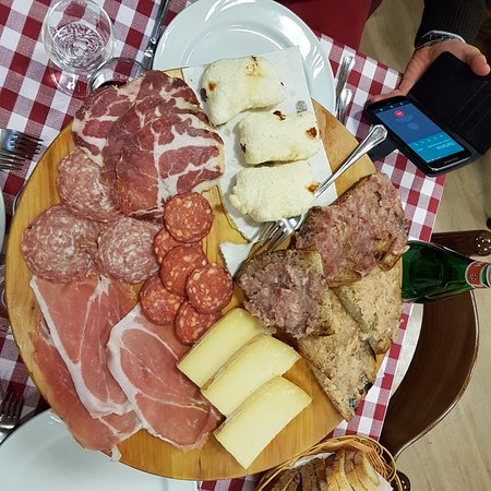 Montorio al Vomano, Italy: Antipasti