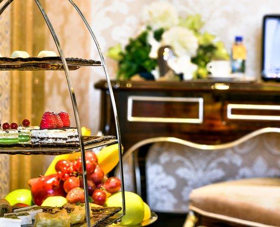 Narcissus Hotel & Residence, Riyadh: amenities