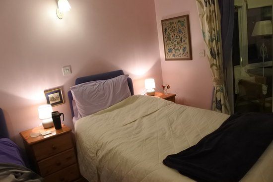 Frongoch, UK: My bed for the night
