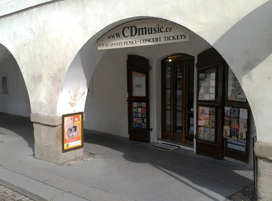 CDmusic.cz / Siroky dvur