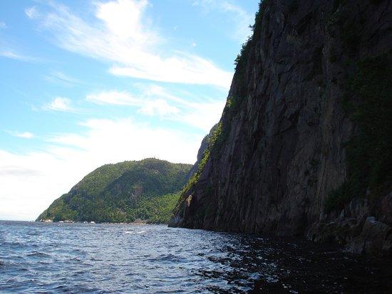 Tadoussac, Kanada: Fiordi