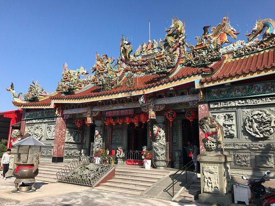 Ci Jhou Shan Trail