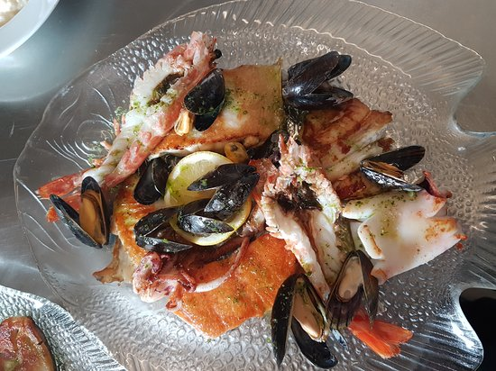Zollikofen, Schweiz: Restaurante Arcobaleno
