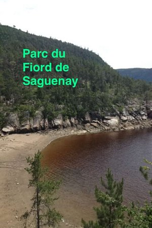 Saguenay Fjord National Park : Spiaggia