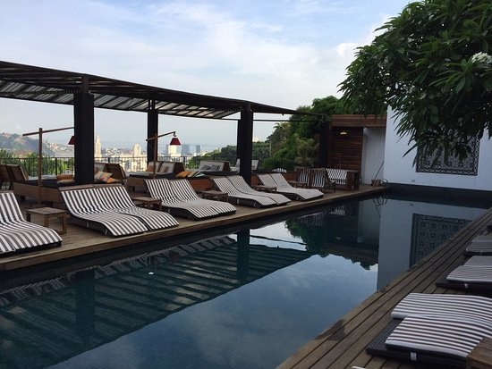 Hotel Santa Teresa Rio MGallery by Sofitel: Very pleasant boutique hotel in an interesting area of Rio. Great staff and place to sit around