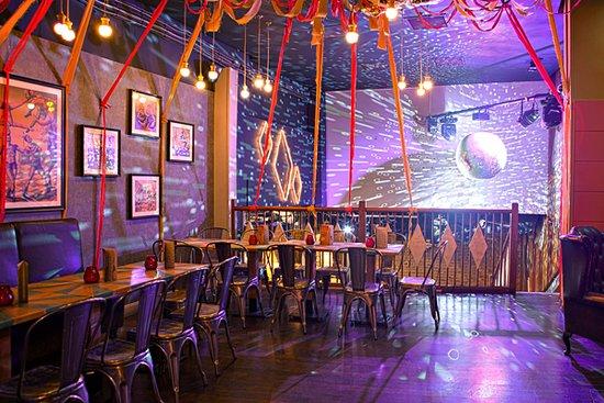 Trapeze bar london