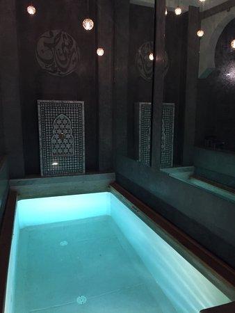Riad Chayma: Beautiful Riad courtyard