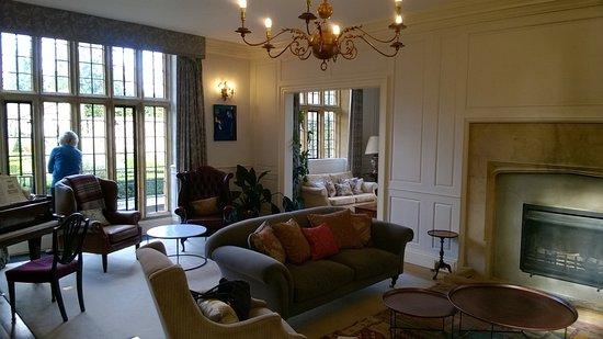 Fivehead, UK: Lounge