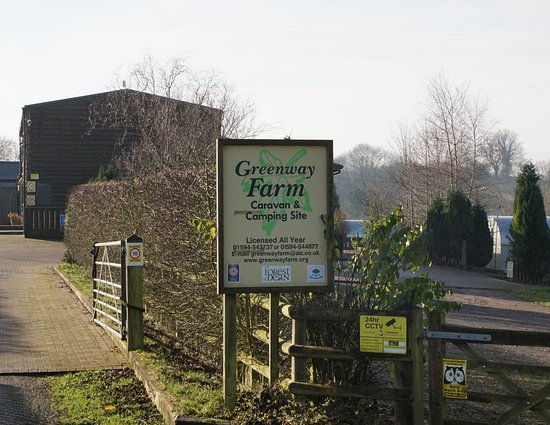 Greenway Farm Caravan & Camping Site Foto