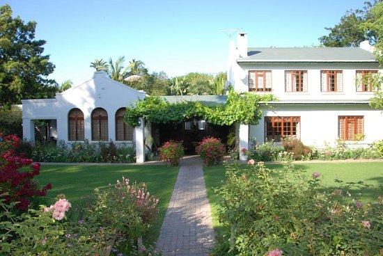 Addo, แอฟริกาใต้: Haupthaus mit Spa-Abteilung