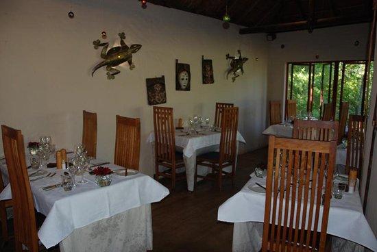 Addo, South Africa: Speisesaal