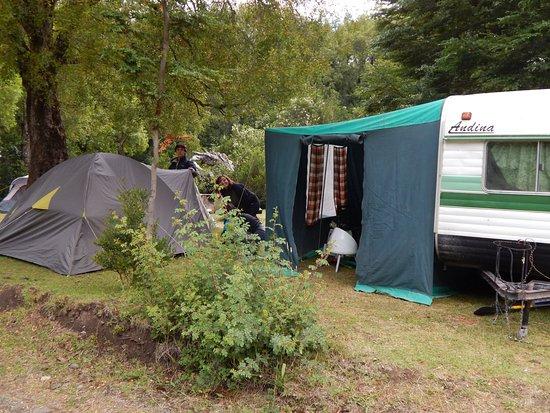 Rio Arrayanes Campamento Agreste: Nuestro lugar