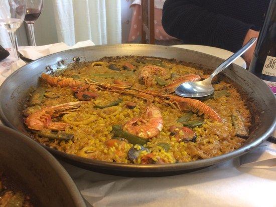 Picassent, Spanyol: Restaurante El Alter
