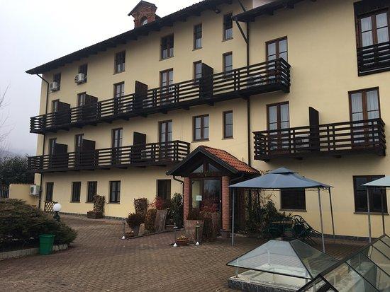 Scarmagno, İtalya: Hotel arcadia