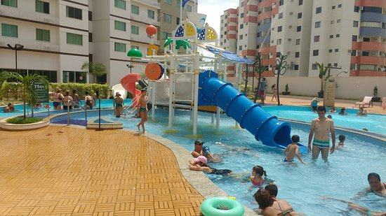 Piscina infantil picture of prive riviera park hotel for Piscinas desmontables infantiles