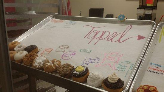 Bellefonte, PA: Dam Donuts