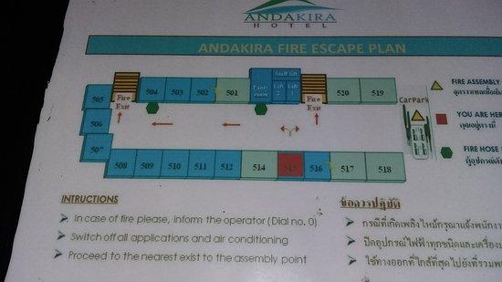Andakira Hotel Patong: 20170123_091707_large.jpg