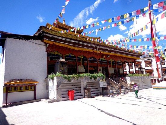 Chokhang Vihara Temple