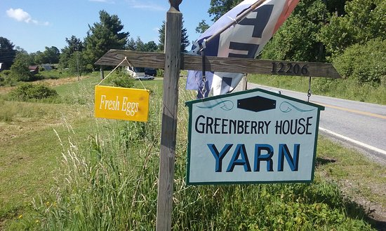 Meadows of Dan, VA: Greenberry House, Your yarn vacation destination