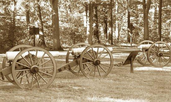 葛底斯堡國家軍事公園照片