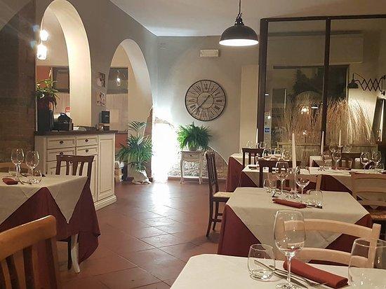 Montespertoli, Italy: Una parte del locale
