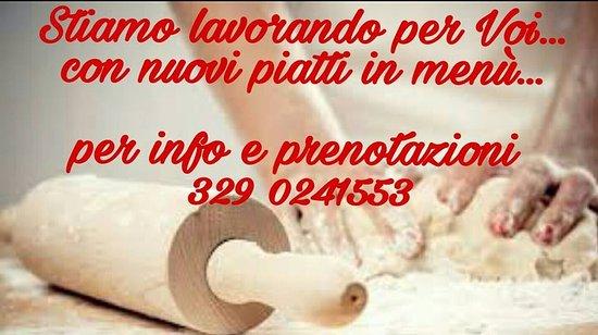 Montespertoli, Italy: Sempre piatti nuovi!