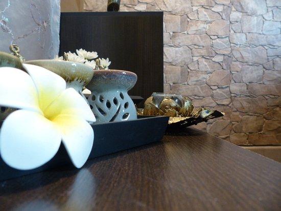 spa decoration - picture of casa thai spa, panama city - tripadvisor