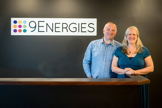 Susan and Martin Fisher, Co-Founders at the 9 Energies Center in Bozeman, MT