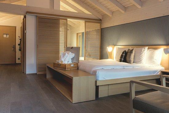 CERVO Zermatt: Roof Deluxe Room