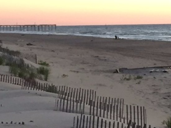 Waves, Carolina del Norte: beach side