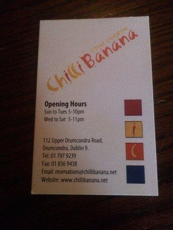 Chilli Banana: photo0.jpg