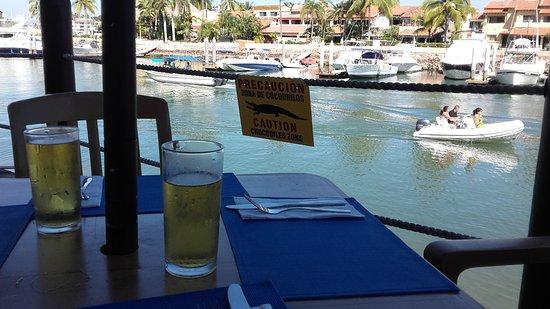 Vamar Vallarta All Inclusive Marina and Beach Resort: Zona de buffet