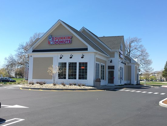 West Haven, CT: New Dunkin' Donuts on Captain Thomas Blvd
