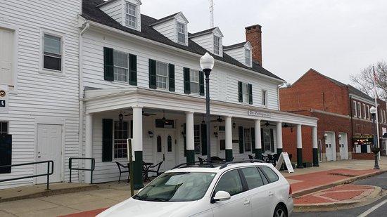 Princess Anne, MD: The Washington Inn