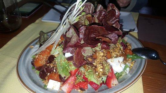 Restaurante El Mortero: Sugerencia del día y lo describo en una sola palabra EXPECTACULAR