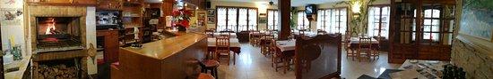 Tramacastilla de Tena, España: restaurante familiar