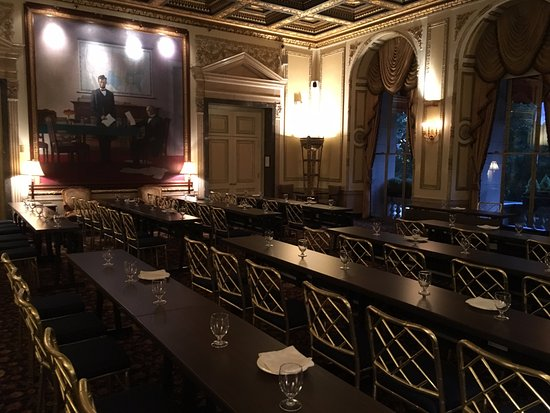 The Langham, Boston: Conference Room adjacent to the dining room