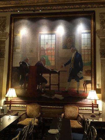 The Langham, Boston: Historic Artwork