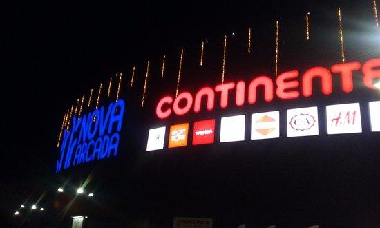 Centro comercial Nova Arcada