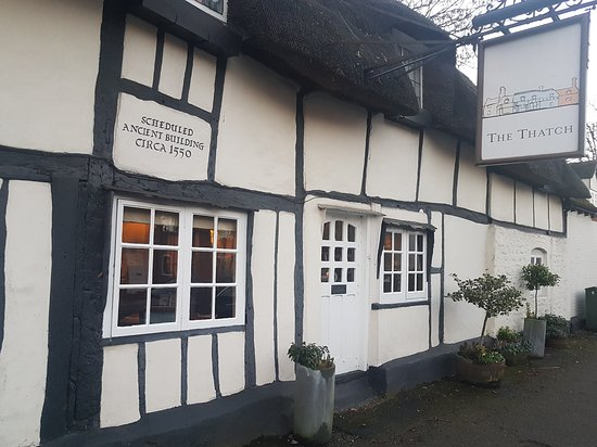 Thame, UK: 20170128_164844_large.jpg