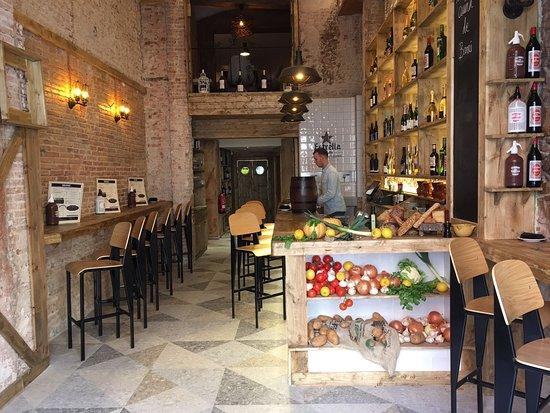 Eggs restaurante barcelona