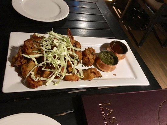 Tasty Indian Bistro: Veggie Pakora