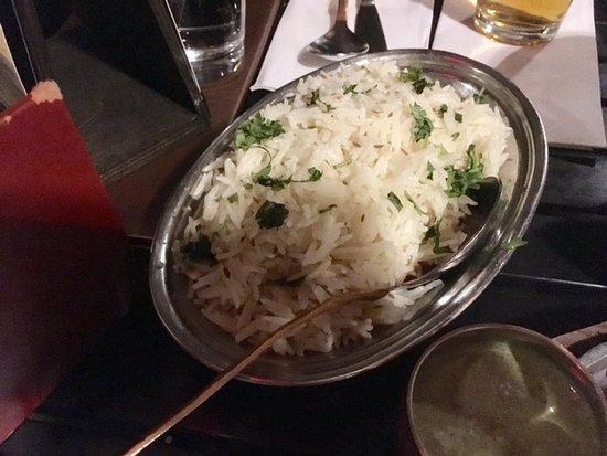 Delta, Canada: Plain Rice