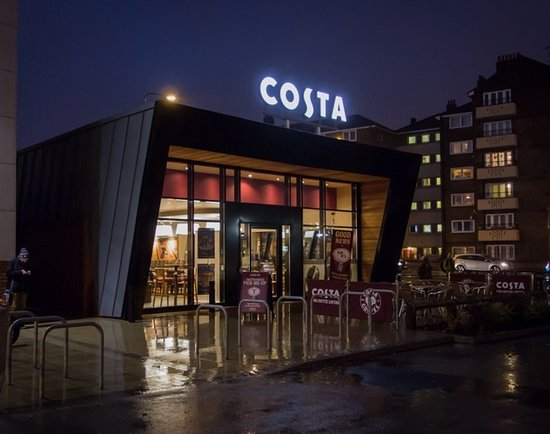 Costa Coffee Bolton Unit 7 1 Trinity St Updated 2020