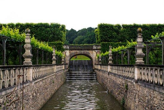 Chateau de Villandry: Giardini di Villandry