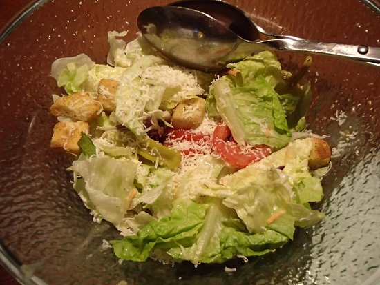 Italian salad at Olive Gardens Kennesaw GA Picture of Olive